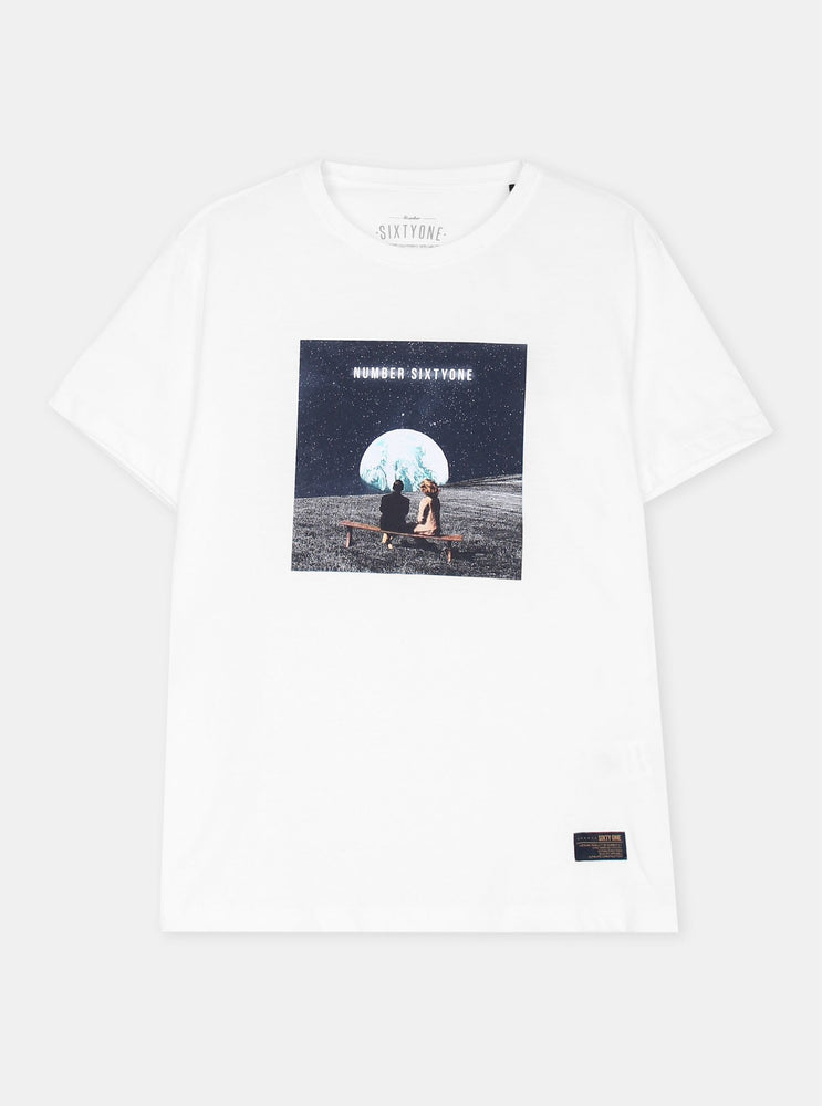 Load image into Gallery viewer, Blaise Moon Tshirt