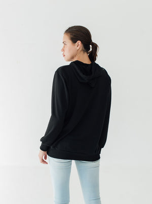 Grace Bentia Sweatshirt in Black