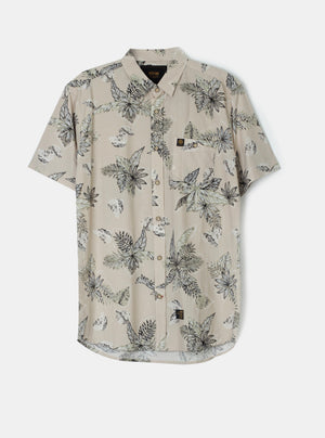 Number 61 - Tree on Top Man Shirt