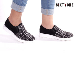 Allia Twotone Shoes