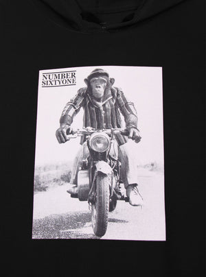 The Ape Motorcycle Tshirt