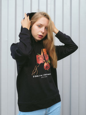 Load image into Gallery viewer, Ackerley Roses Hoodie