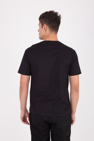 Load image into Gallery viewer, 61 Bikin Laper Fried Black T-shirt