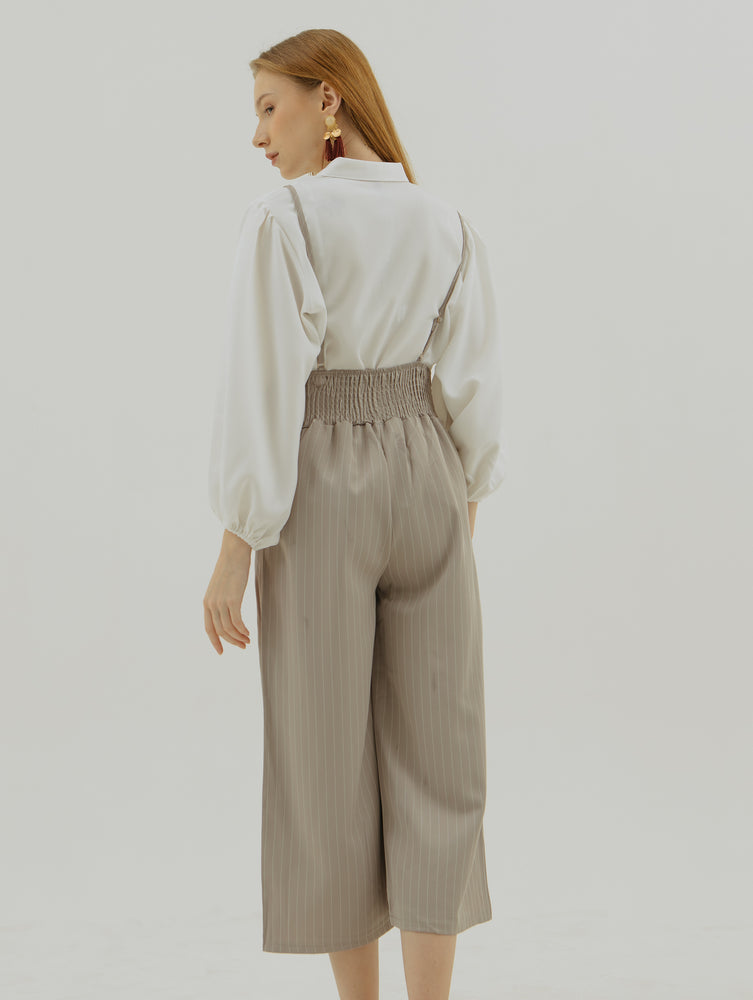 Miana Buckle Jumpsuit