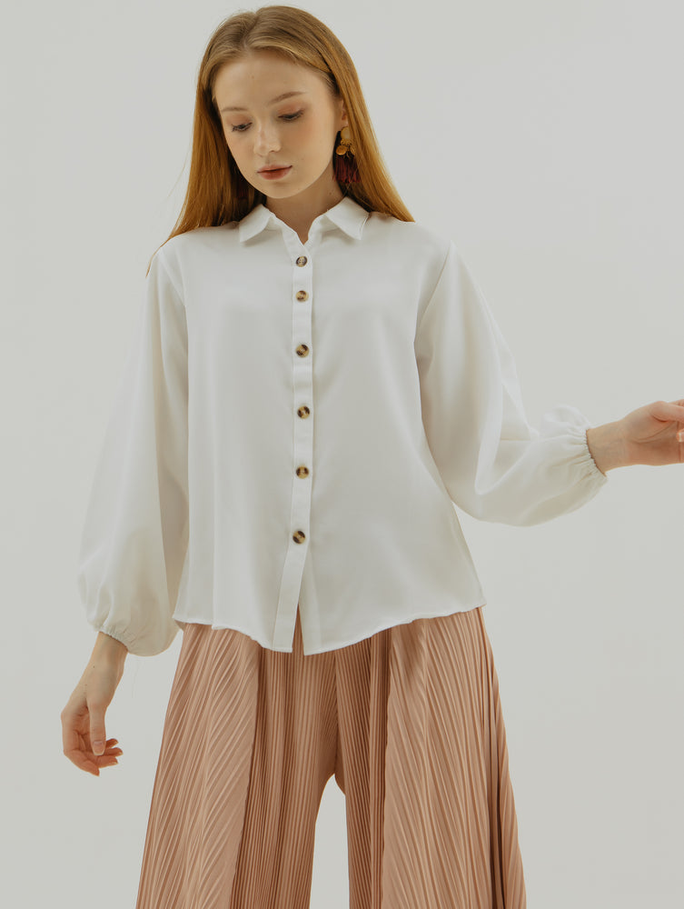 Sessa White Shirt