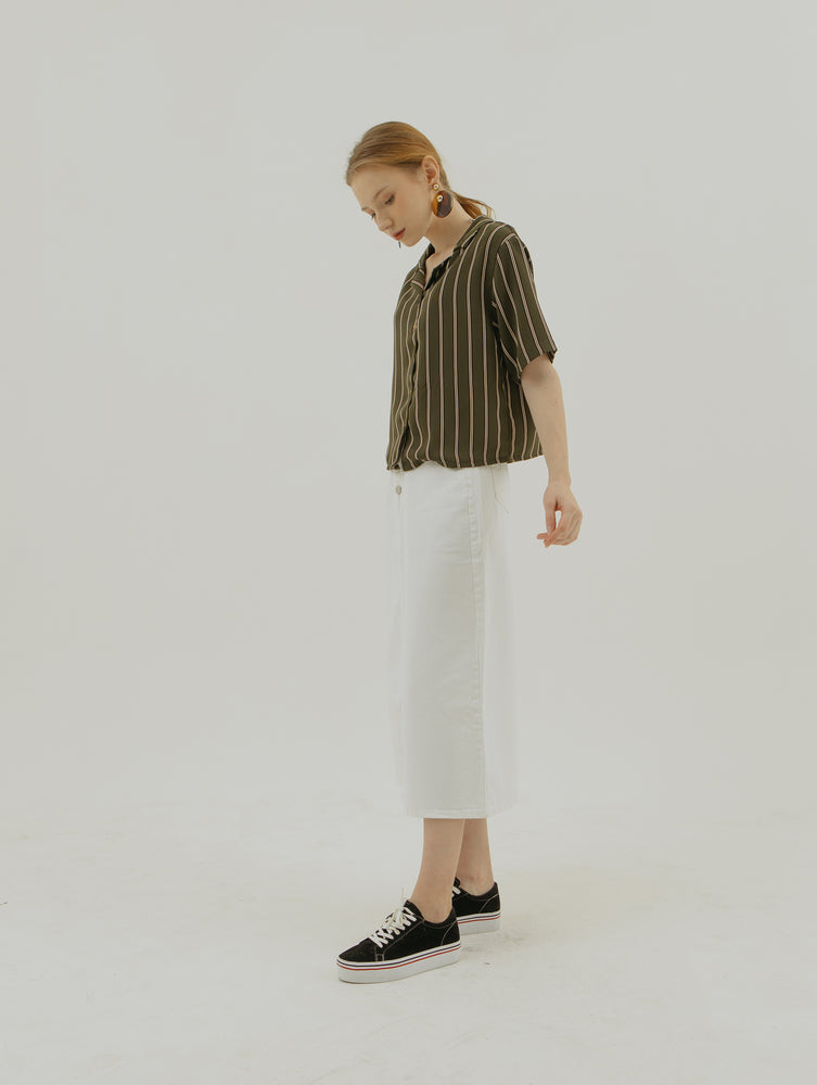 Load image into Gallery viewer, Catarina Stripe Top