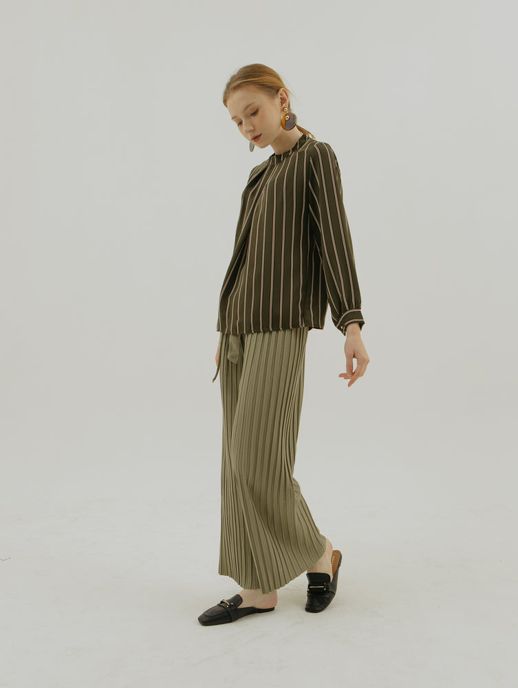 Furi Stripe Top