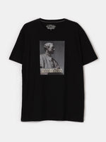 Inscience History in Black T-Shirt