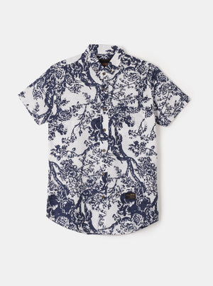 Load image into Gallery viewer, Dario Nathan White Shirt