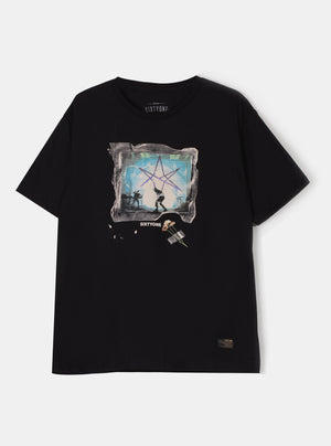 Aryk Zir Black T-shirt
