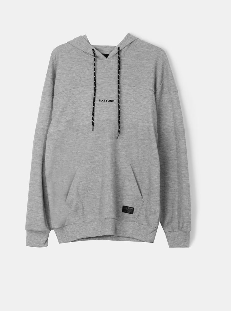 Load image into Gallery viewer, NSO Arky Hoodie Light Grey
