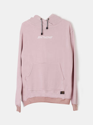 Load image into Gallery viewer, Number 61 - Street Logo Coral Hoodie