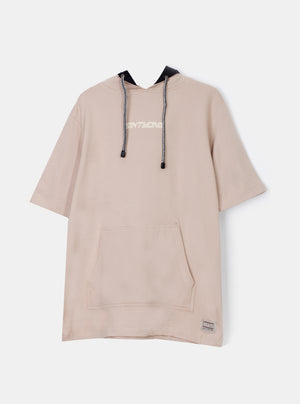 Load image into Gallery viewer, Number 61 - Street Logo Cream Hoodie Tee
