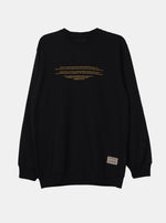 Number 61 - Pullingo Math Black Sweatshirt