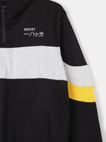 Number 61 - Frid Man Sweatshirt In Black