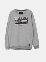 Number 61 - Venom G-Man Light Grey Sweatshirt