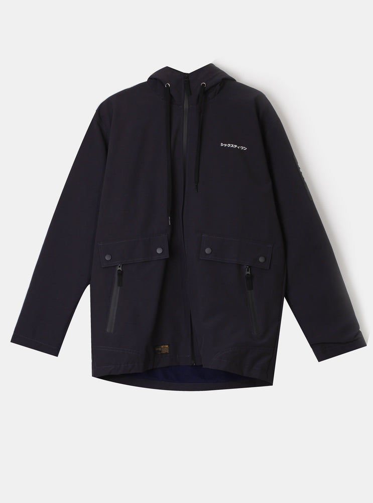 Number 61 - Guchina Kara Navy Jacket