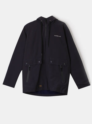Load image into Gallery viewer, Number 61 - Guchina Kara Navy Jacket