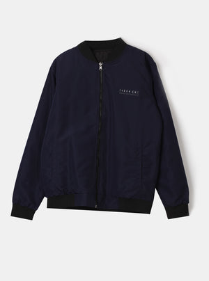 Load image into Gallery viewer, Number 61 - Solid Gdeou Jacket Navy
