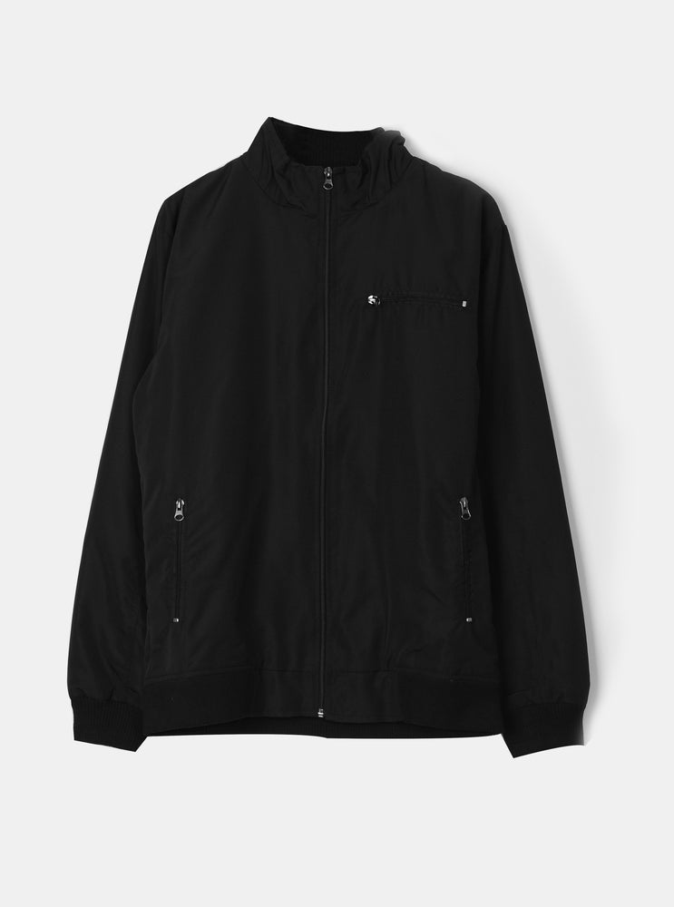 Number 61 - Neil Street Jacket In Black