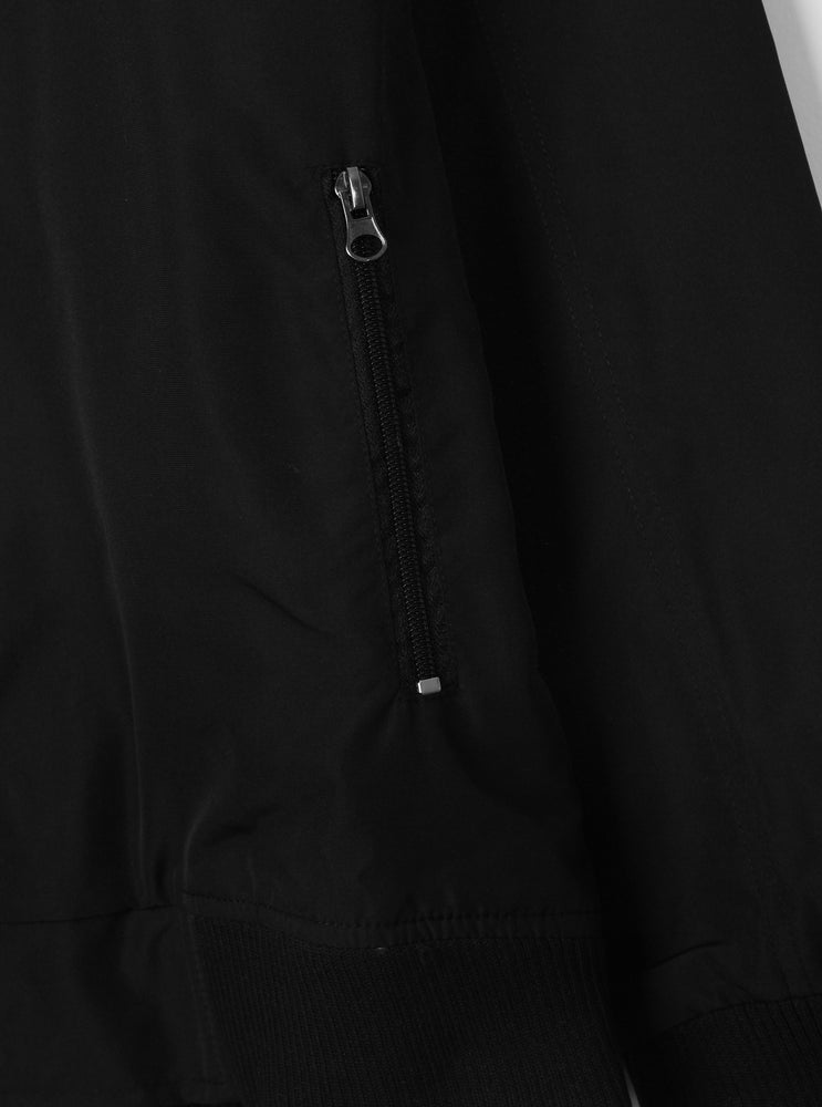 Load image into Gallery viewer, Number 61 - Neil Street Jacket In Black