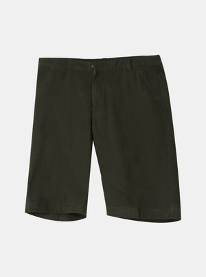 Number 61 - Leroy Olive Short Pants