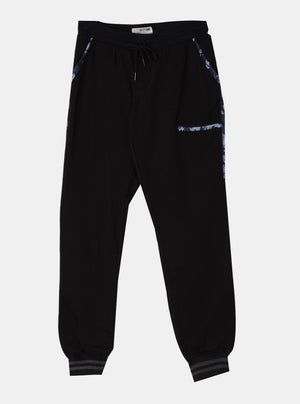 Load image into Gallery viewer, Number 61 - JFloyd Black Stripe Jogger