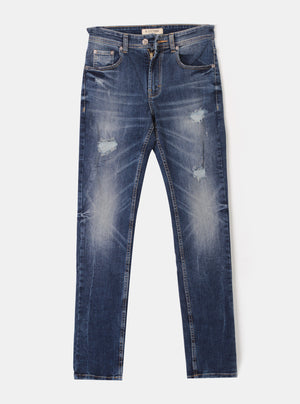 Load image into Gallery viewer, Number 61 - Pollock Enhc Denim Jeans