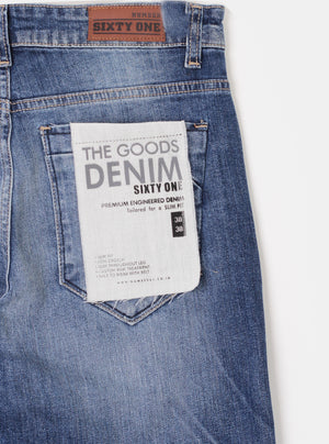 Number 61 - Rawleigh Denim Jeans