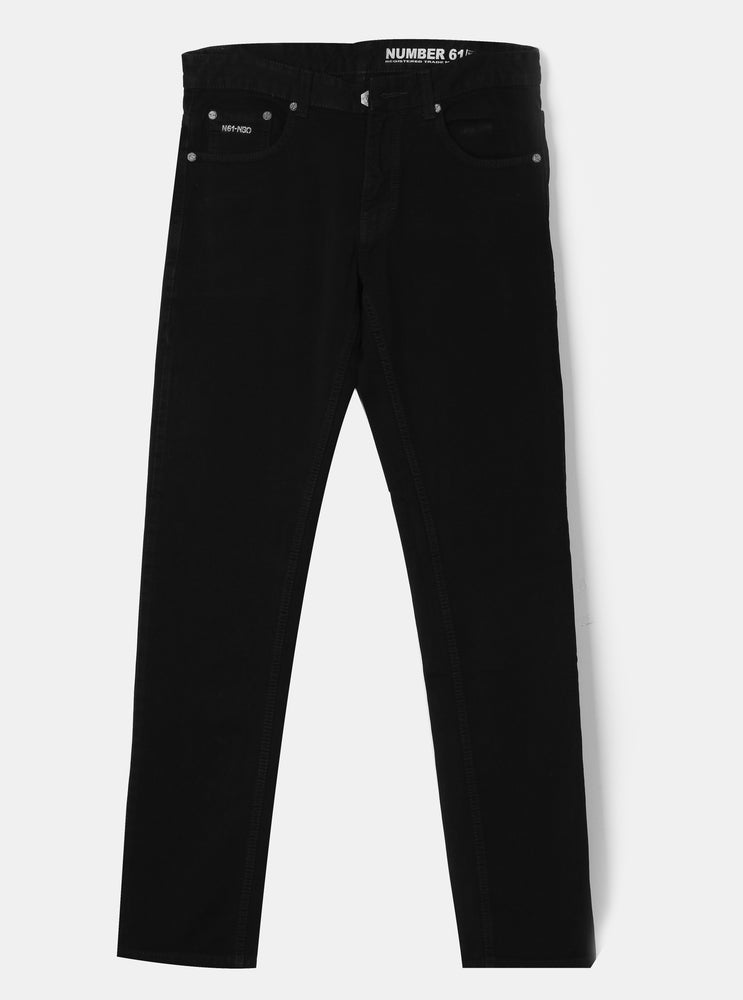 Load image into Gallery viewer, Number 61 - Black Gara Jeans