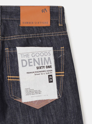 Load image into Gallery viewer, Number 61 - Rufin Diego Jeans
