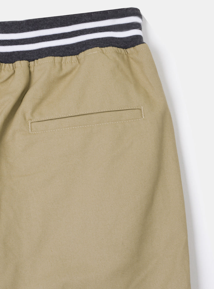 Number 61 - Stanley Beige Short Pants