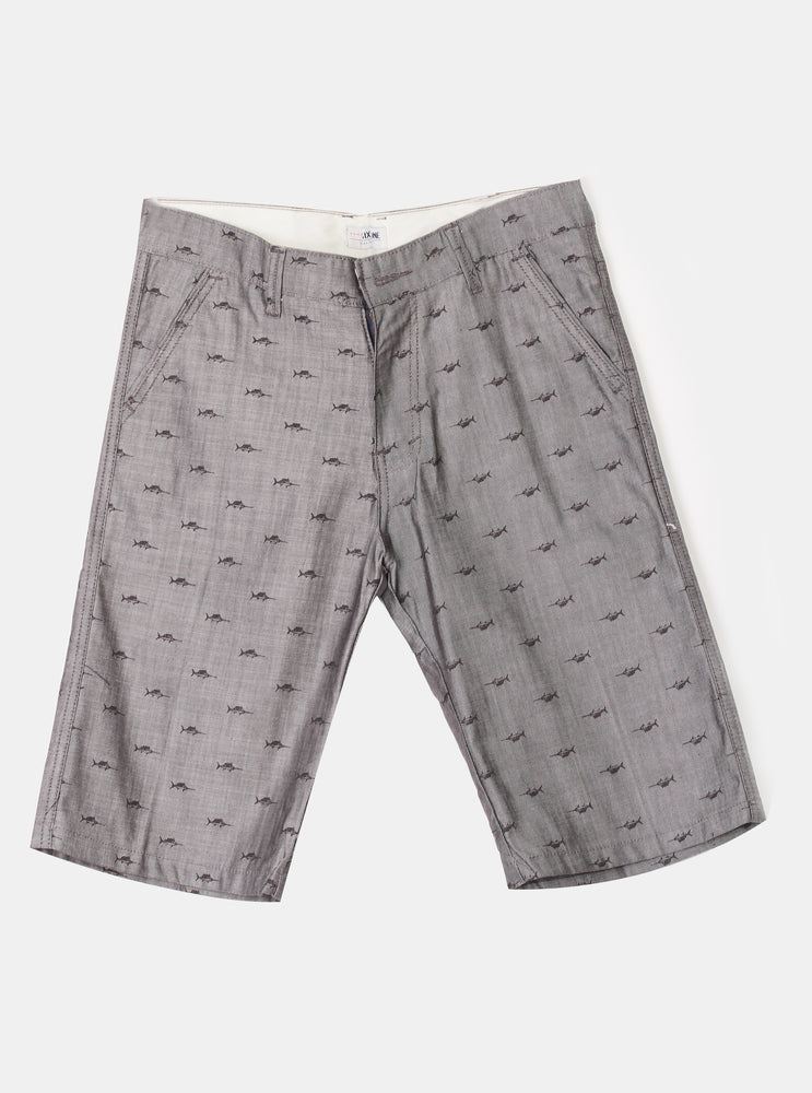 Number 61 - Demenico Iron Short Pants