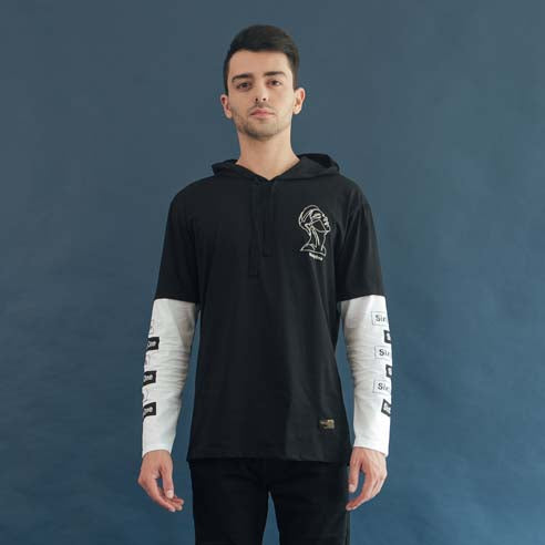 NSO Icon Hoodie Top
