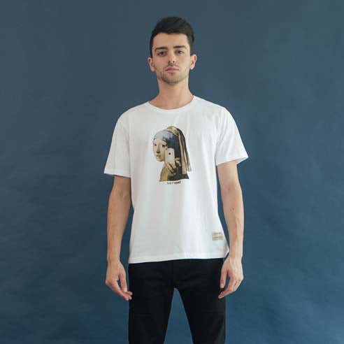Load image into Gallery viewer, Dalala White T-Shirt
