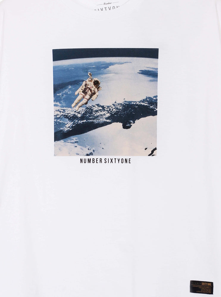 Number 61 - Astronaut Race Tees