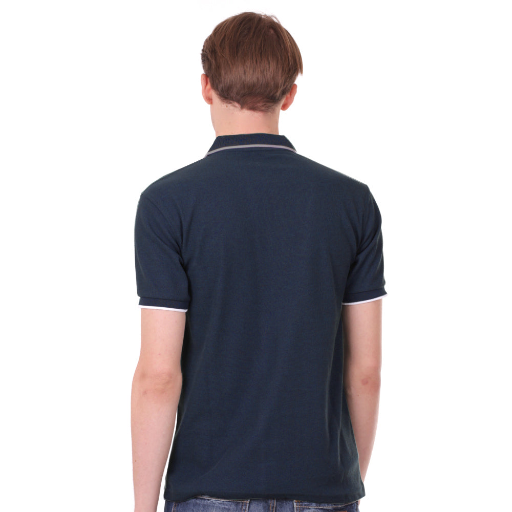 Number 61 Signature Polo in Navy