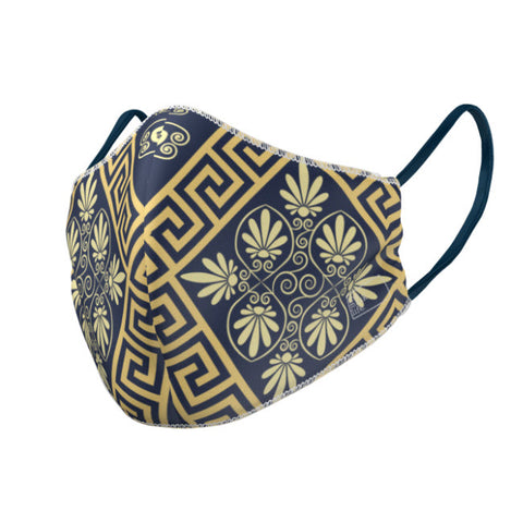 The Mask Life   The Azteca   Reusable Face Mask