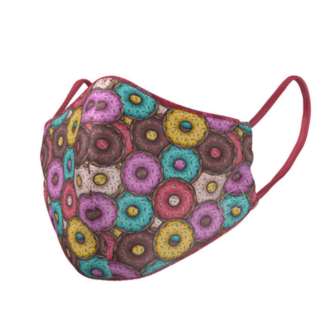 The Mask Life | The Donut Heaven | reversible face mask