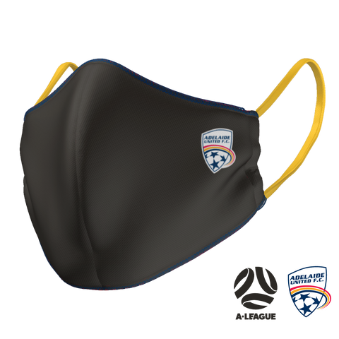 Adelaide United Face Mask