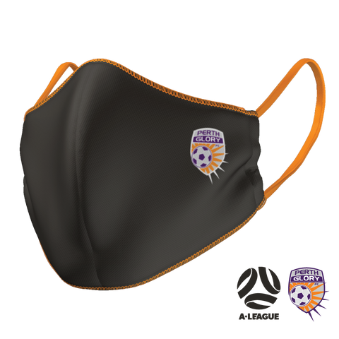 Perth Glory Face Mask