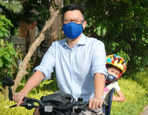 The Mask Life reusable face masks for adults and children
