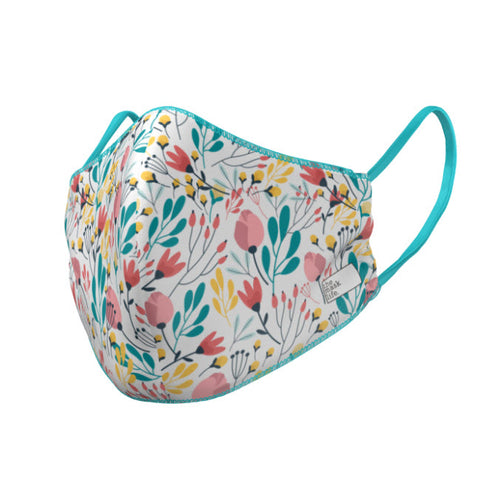 The Mask Life | Floral Days | Reusable Face Mask