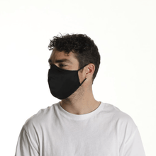 Load image into Gallery viewer, Black Face Mask - The Mask Life.