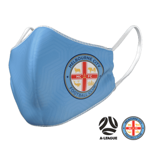 Melbourne City Face Mask - The Mask Life.