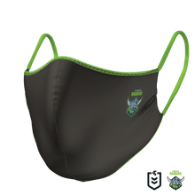 Load image into Gallery viewer, Canberra Raiders Face Mask - The Mask Life.  Face Masks