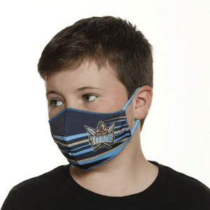 Gold Coast Titans Face Mask - The Mask Life.