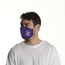 Load image into Gallery viewer, Melbourne Storm Face Mask - The Mask Life.