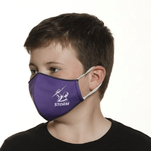 Melbourne Storm Face Mask - The Mask Life.