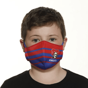 Newcastle Knights Face Mask - The Mask Life.